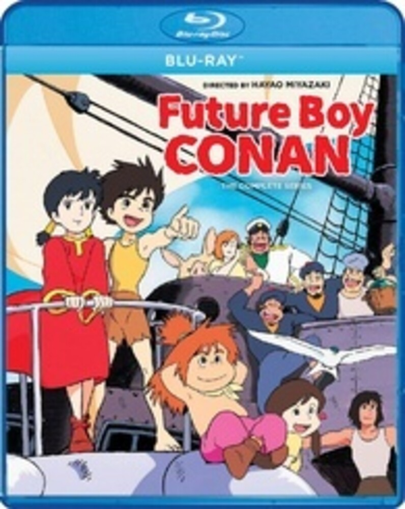 Future Boy Conan: Complete Series - Future Boy Conan: Complete Series (4pc) / (Box)