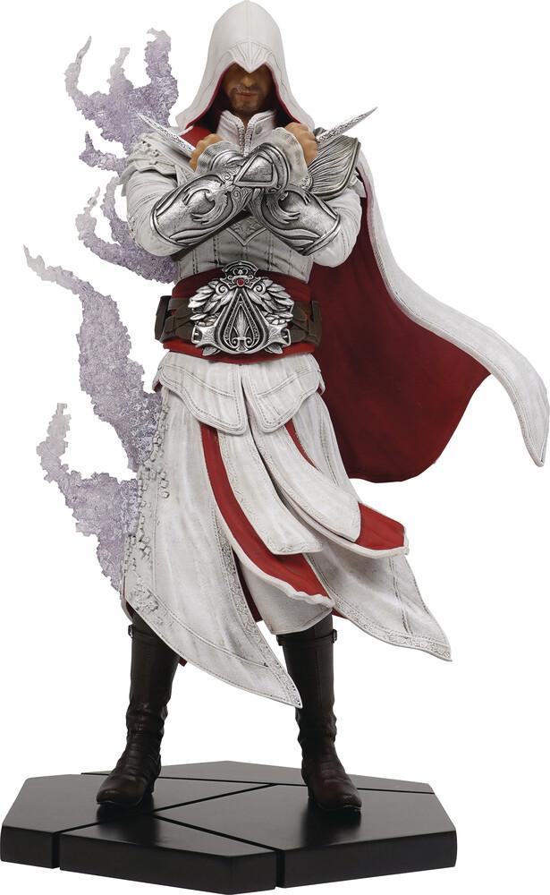 Pure Arts Limited - Assassins Creed Animus Ezio 1/8 Pvc Statue (Net)