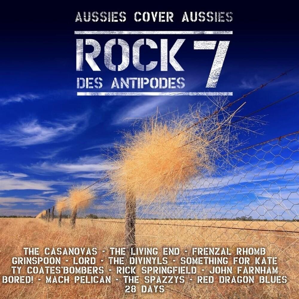 Rock Des Antipodes Volume 7 / Various - Rock Des Antipodes Volume 7 / Various (Uk)