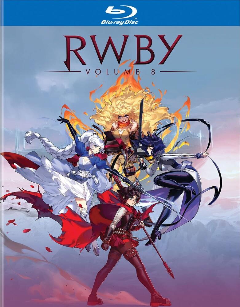 Rwby: Volume 8 - RWBY: Volume 8