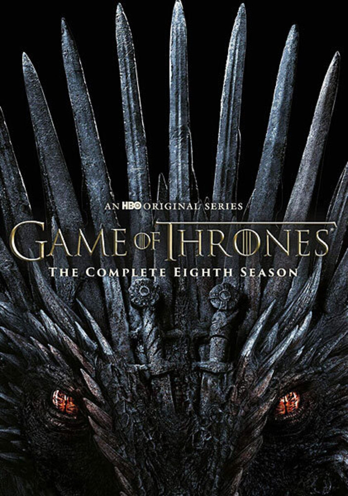 Game Of Thrones - Game of Thrones: The Complete Eighth Season