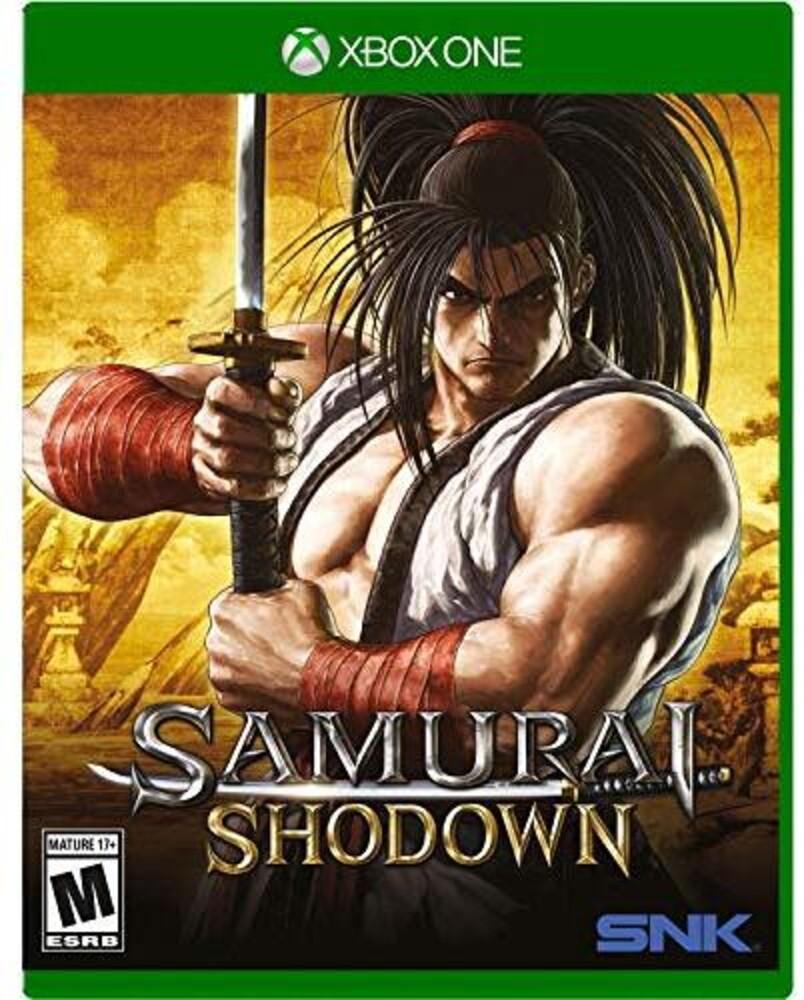 - Samurai Shodown for Xbox One