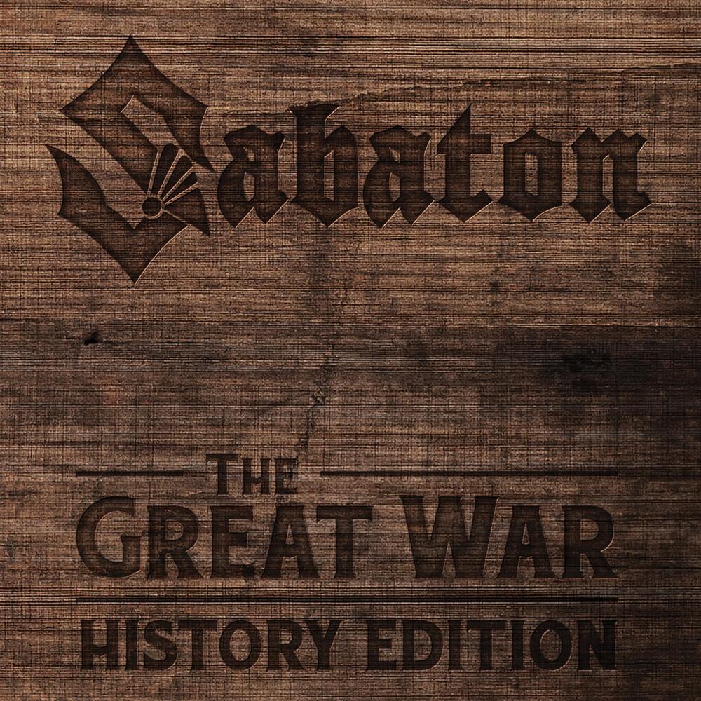 Sabaton - The Great War: History Version [Digi]