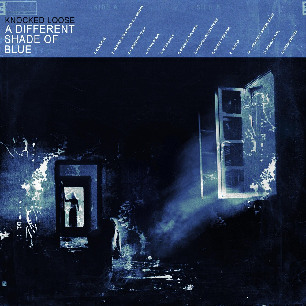 Knocked Loose - A Different Shade Of Blue [LP]