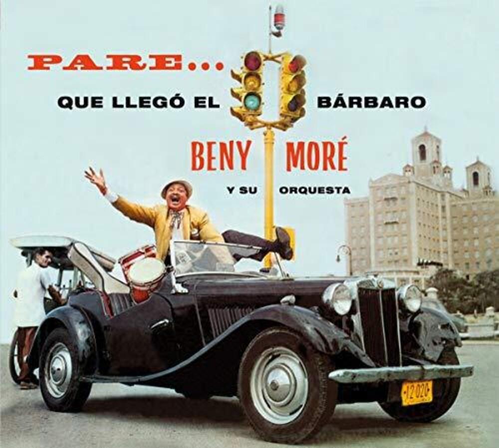 Beny More - Pare Que Llego El Barbaro / Asi Es Beny (Dlx)