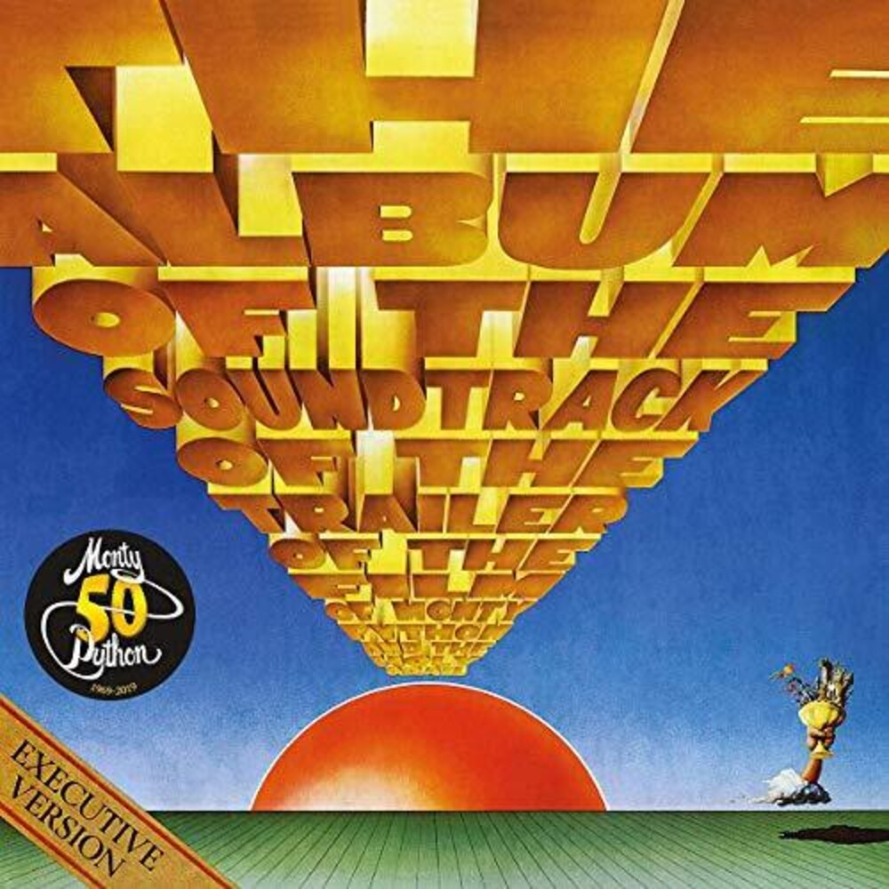Monty Python - Album Of The Soundtrack Of The Trailer Of The Film