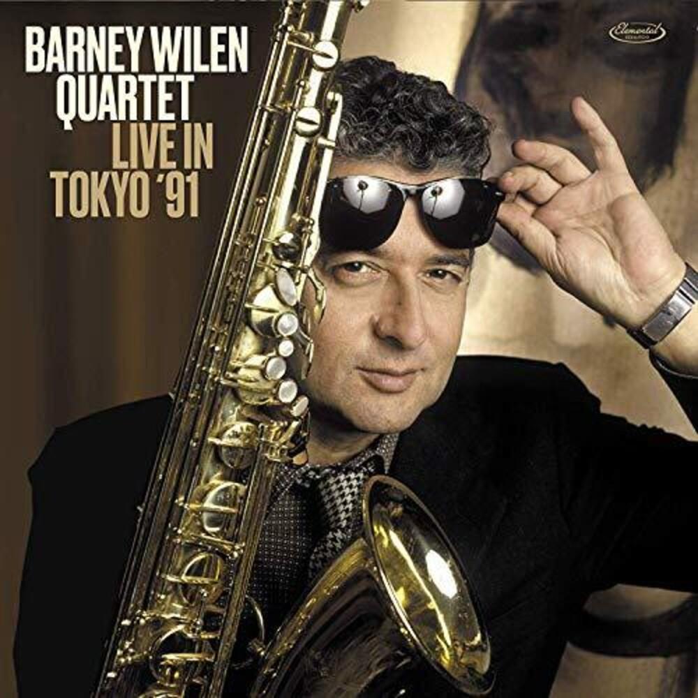 Barney Wilen Quartet - Live in Tokyo '91 [LP]