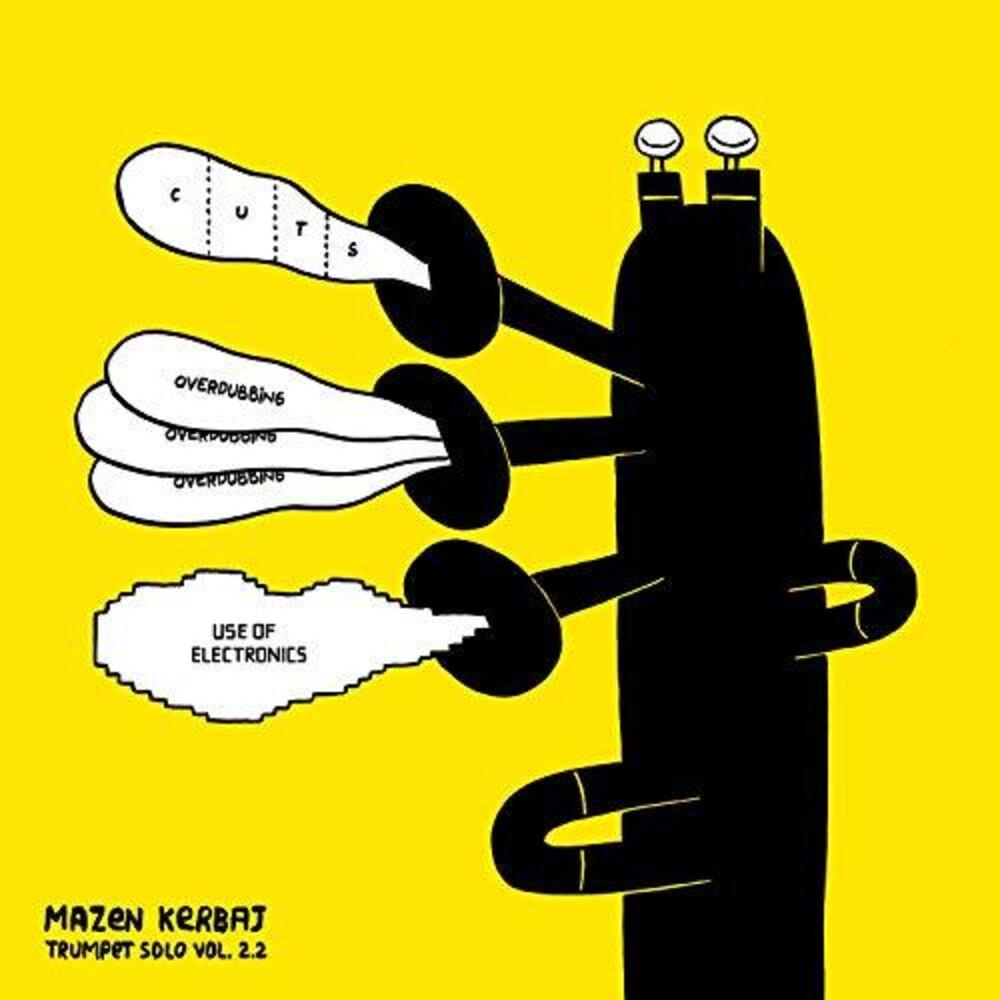 Mazen Kerbaj - Trumpet Solo 2-2