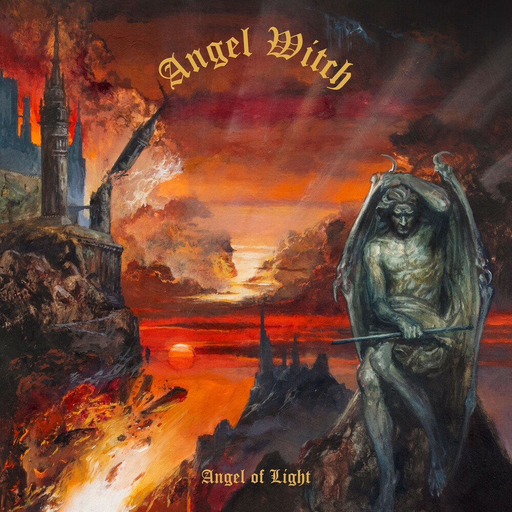 Angel Witch - Angel Of Light [LP]
