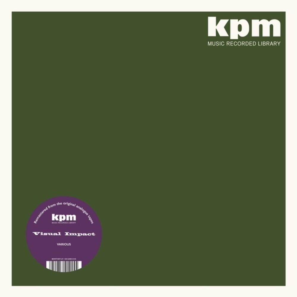 Visual Impact Kpm / Various - Visual Impact (Kpm) / Various [180 Gram] [Remastered]