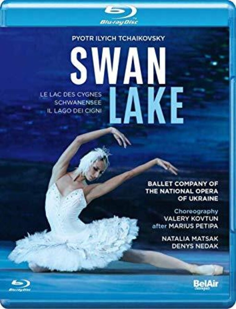 Tchaikovsky / Dyadura - Swan Lake