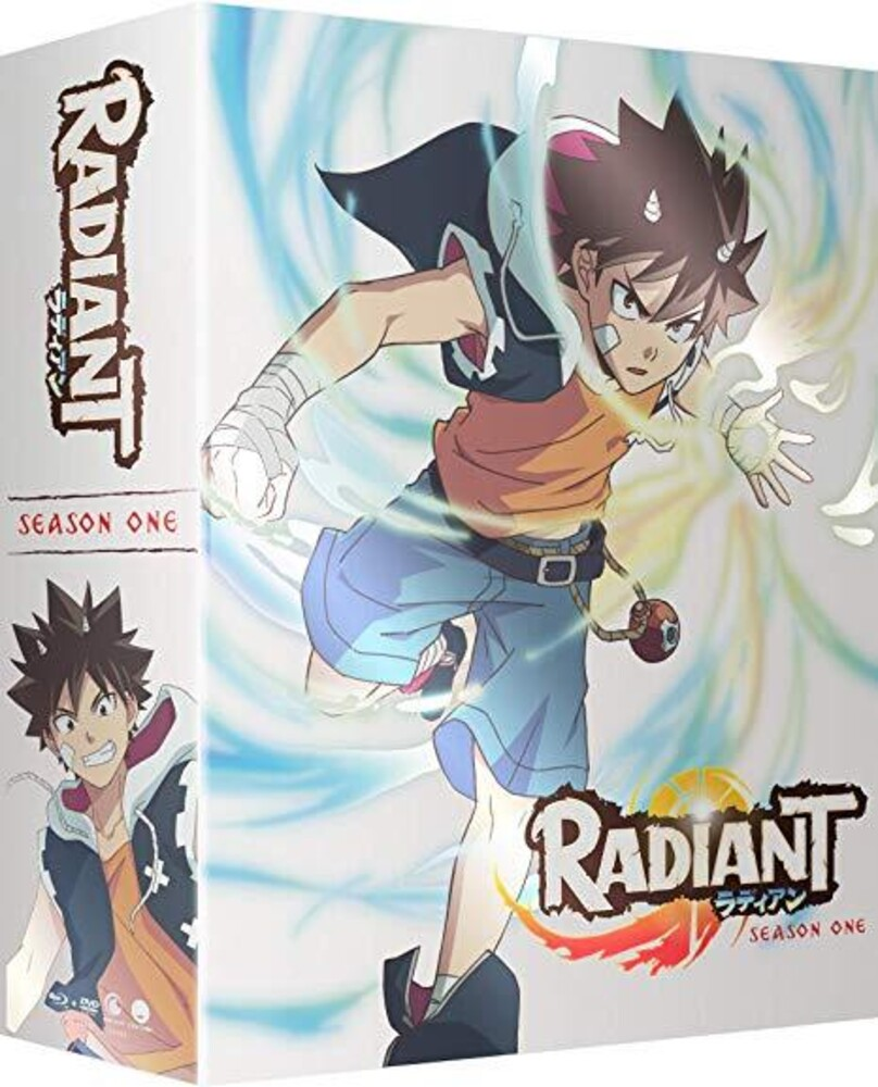 Radiant: Season One - Part Two - Radiant: Season One - Part Two