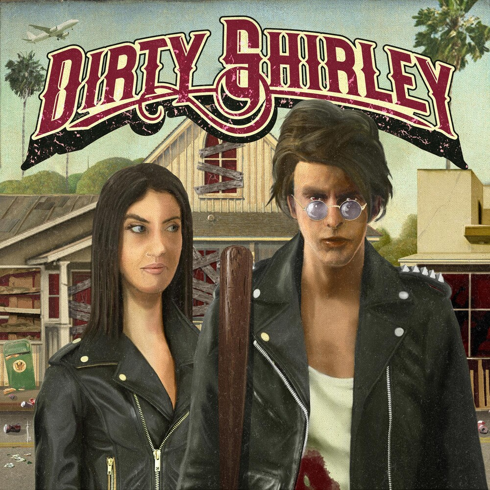Dirty Shirley - Dirty Shirley [LP]