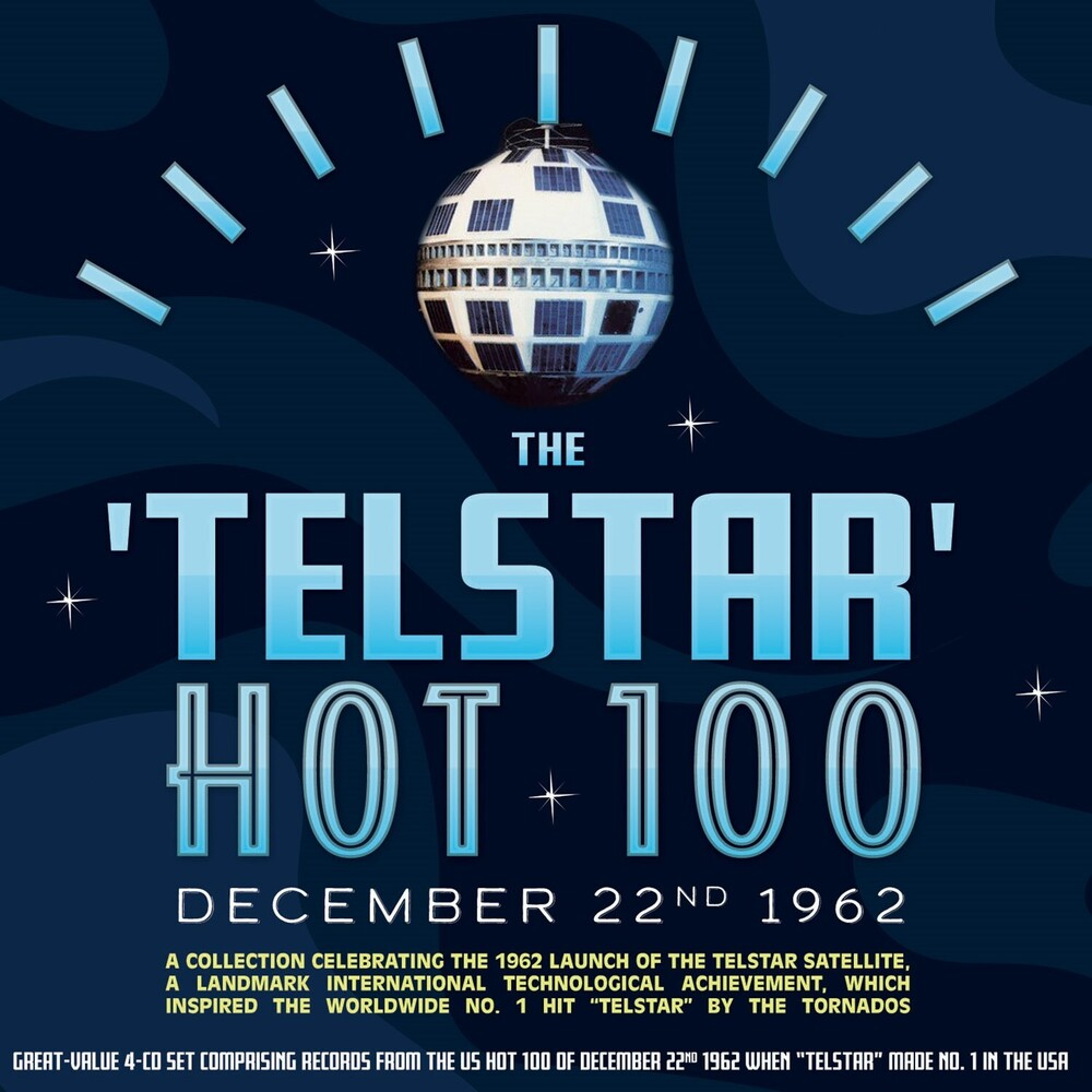 Telstar Hot 100 December 22nd 1962 / Various - Telstar Hot 100 December 22nd 1962 / Various