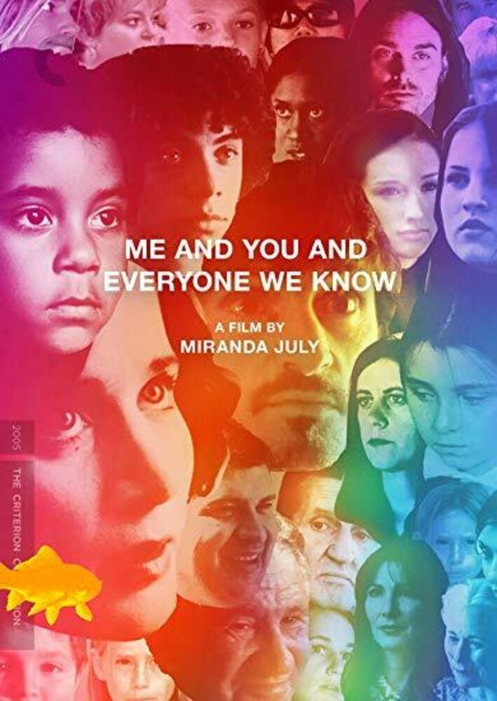 - Criterion Collection: Me & You & Everyone We Know