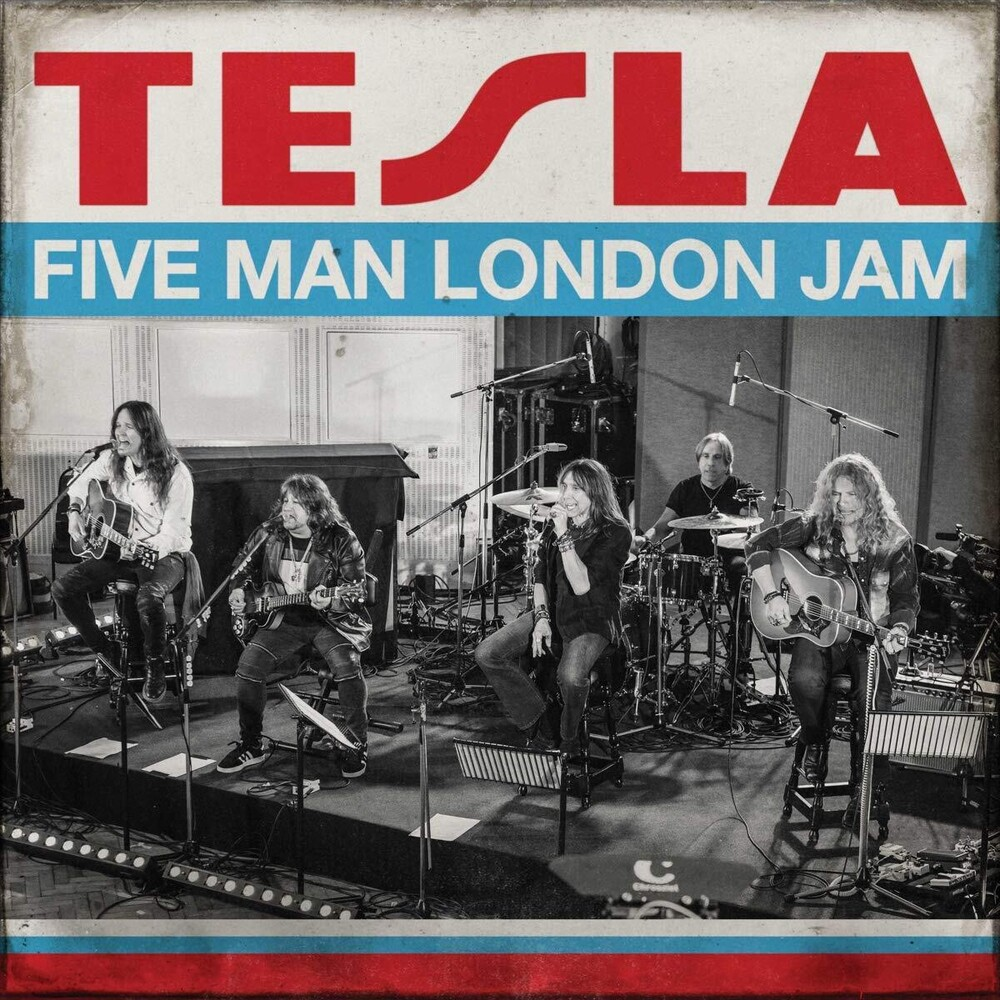 Tesla - Five Man London Jam [2 LP]