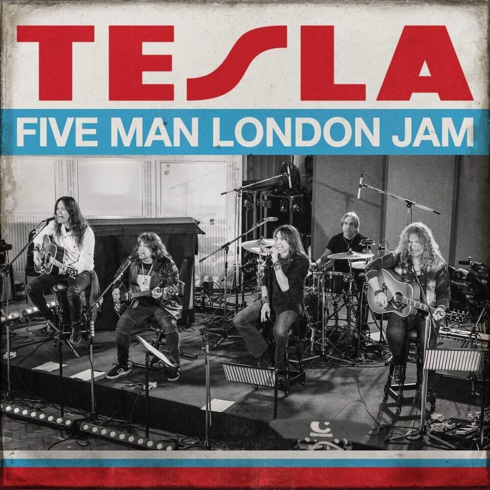 Tesla - Five Man London Jam [2 LP]