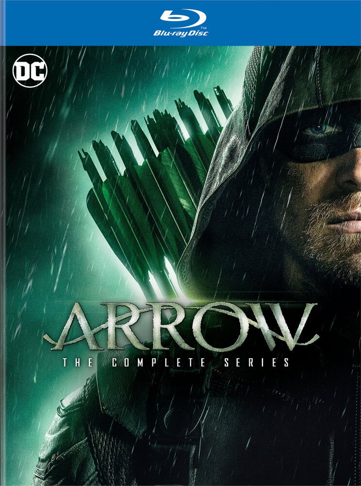 - Arrow: The Complete Series