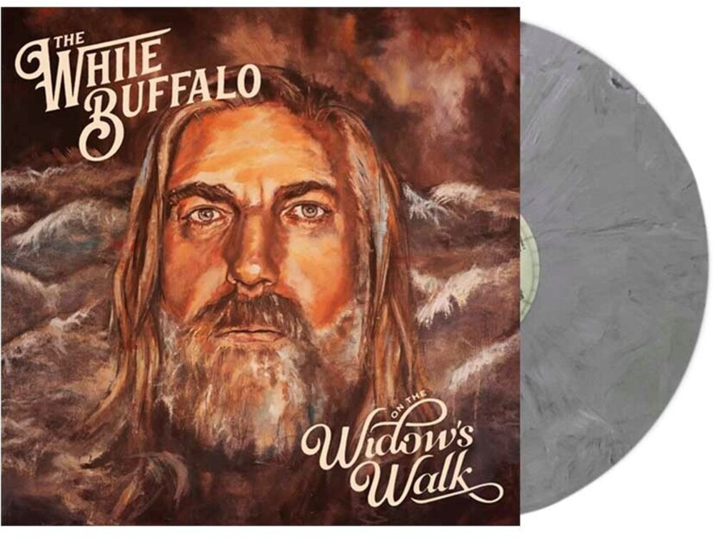 The White Buffalo - On The Widow's Walk [Grey Marble LP]
