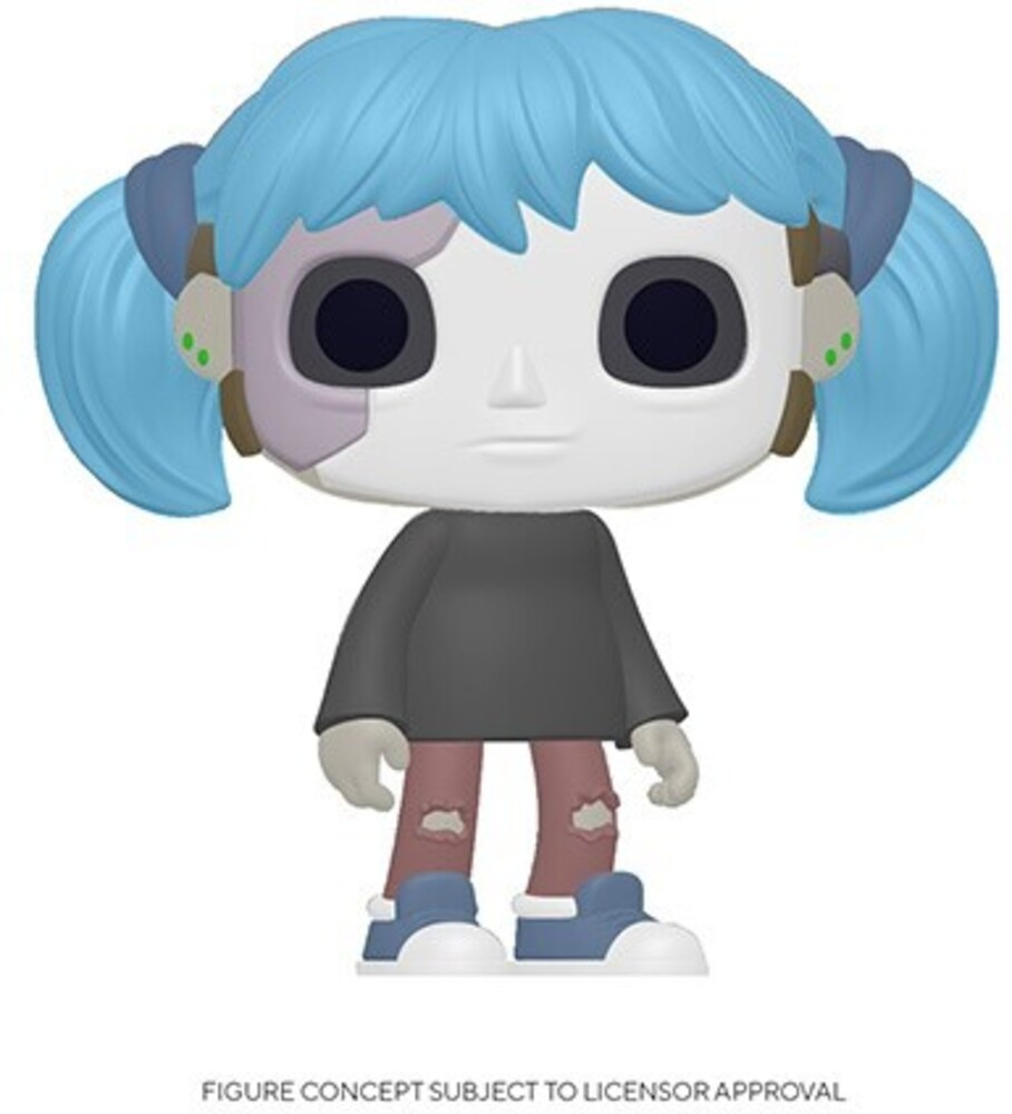 - FUNKO POP! GAMES: Sally Face - Sally Face