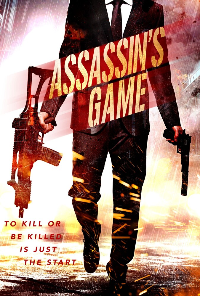 Keith Collins II - Assasin's Game