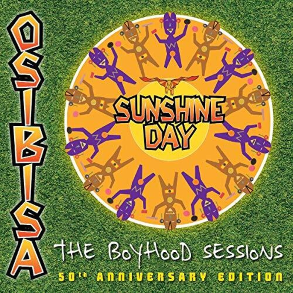 Osibisa - Sunshine Day: Boyhood Seessions (50th Anniversary)