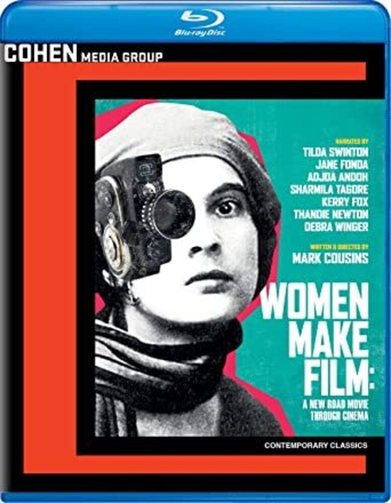 Women Make Film: New Road Movie Through Cinema - Women Make Film: New Road Movie Through Cinema