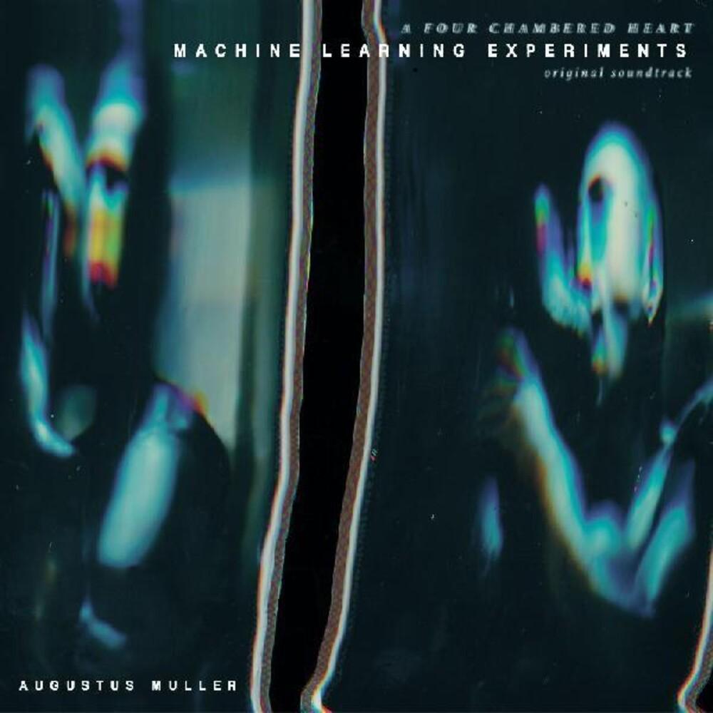 Augustus Muller Boy Harsher Jewl - Machine Learning Experiments (Original Soundtrack)