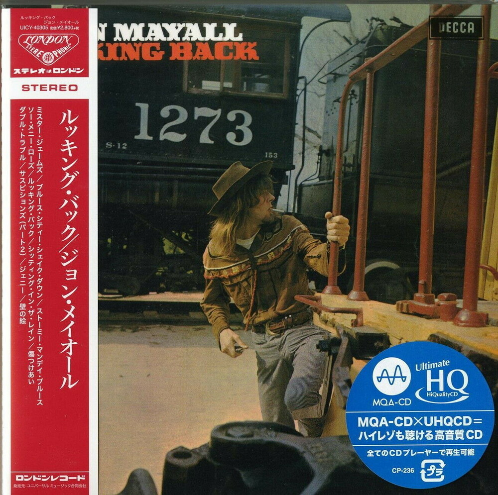 John Mayall - Looking Back (Remastered UHQCD - Paper Sleeve) [Import]
