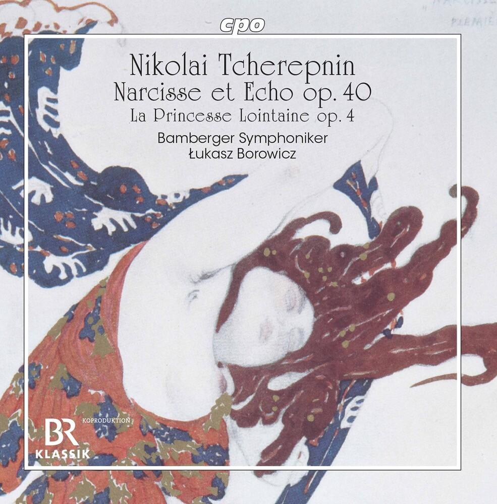 Bamberger Symphoniker - Narcisse Et Echo 40