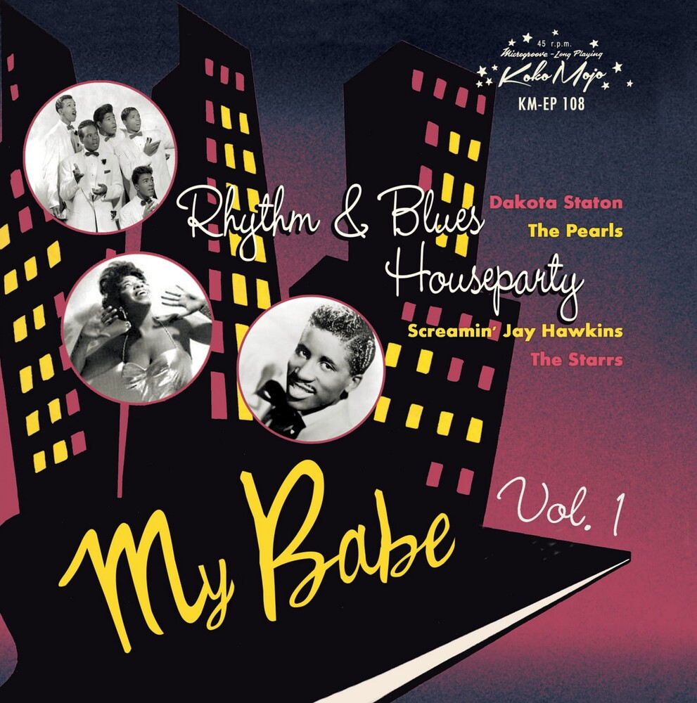 My Babe Rhythm & Blues House Party 1 / Various - My Babe: Rhythm & Blues House Party 1 / Various