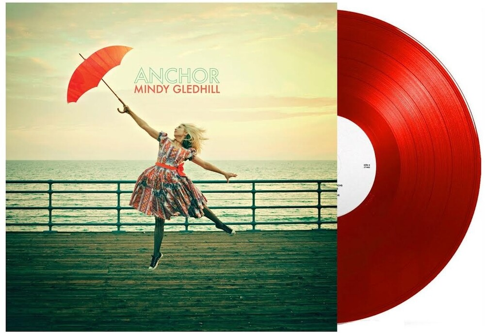 Mindy Gledhill - Anchor (Ltd) (Red)