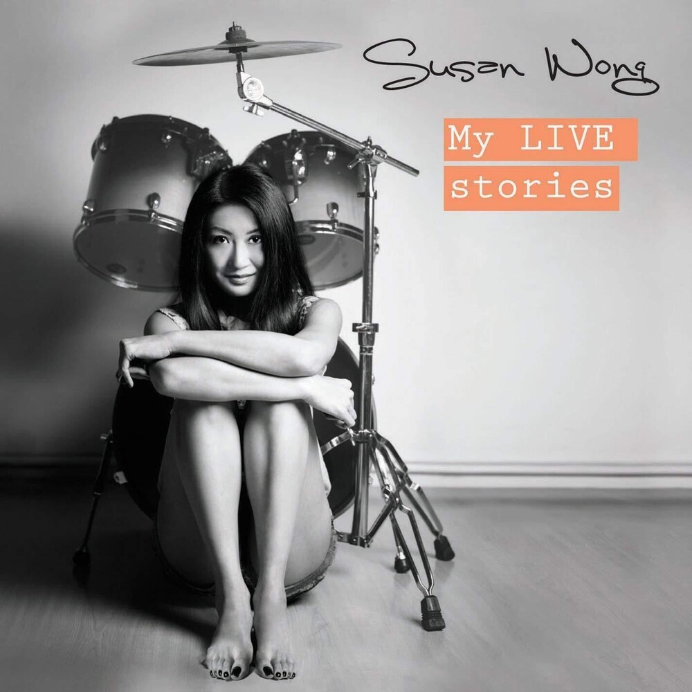 Susan Wong - My Live Stories (Mqa-Cd)