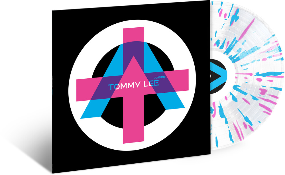 Tommy Lee - Andro [Blue/Pink Splatter LP]