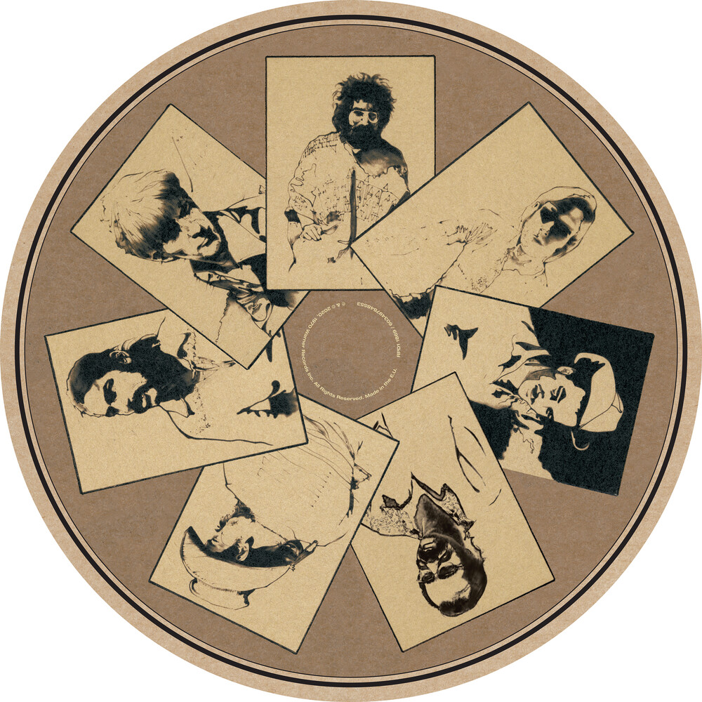 Grateful Dead - Workingman's Dead: 50th Anniversary Deluxe Edition [Limited Edition Picture Disc LP]