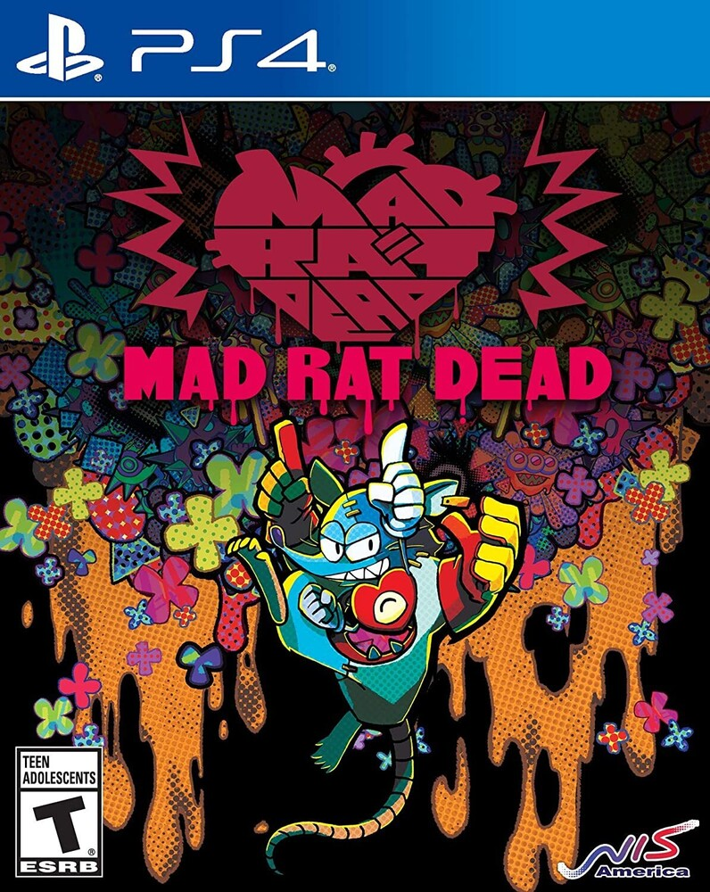 - Ps4 Mad Rat Dead