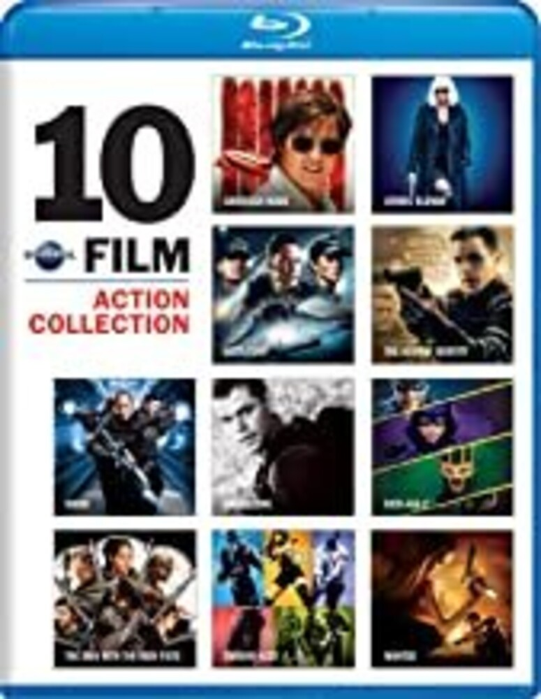 Universal 10-Film Action Collection - Universal 10-Film Action Collection