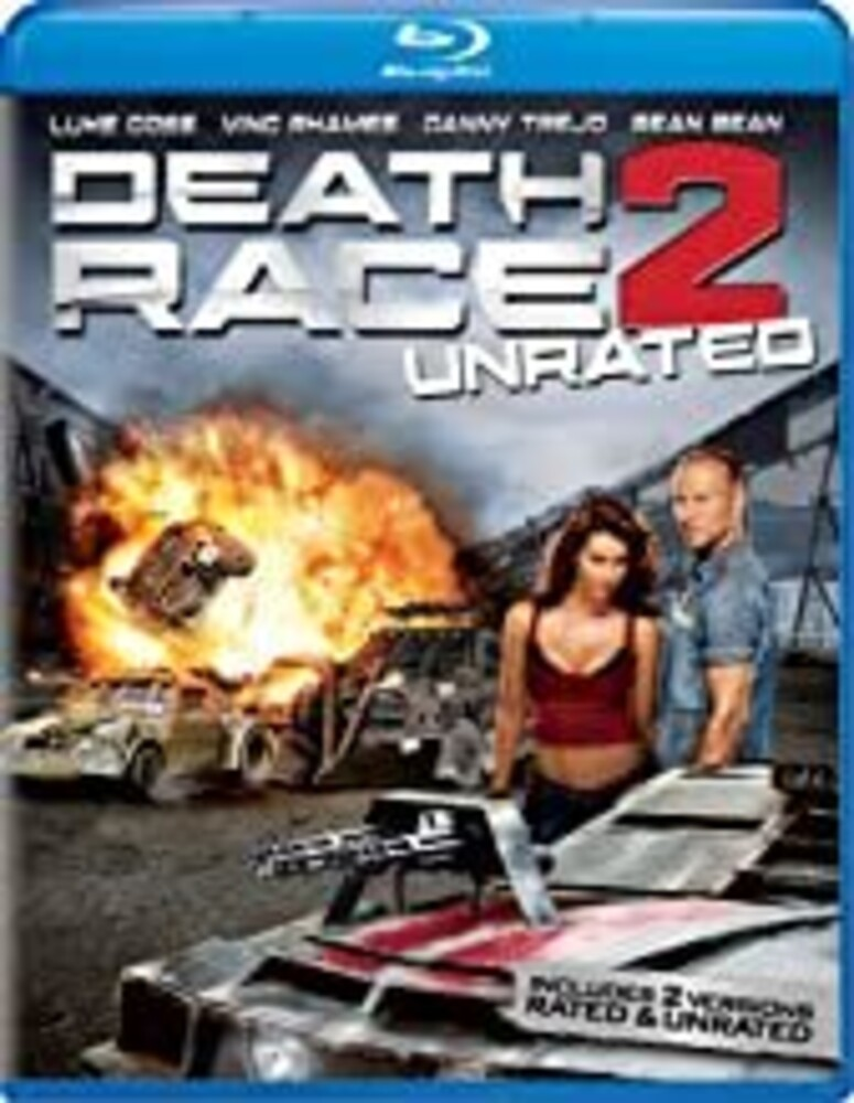 Luke Goss - Death Race 2 (Unrated)