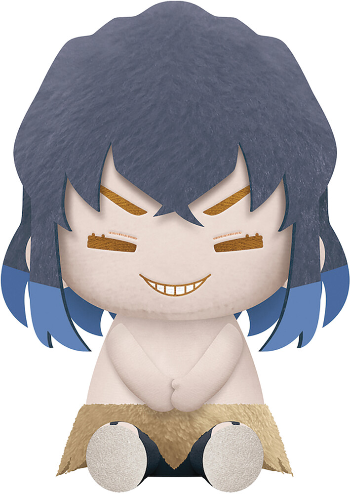 Banpresto - BanPresto - Demon Slayer Inosuke Hashibira Big Plush