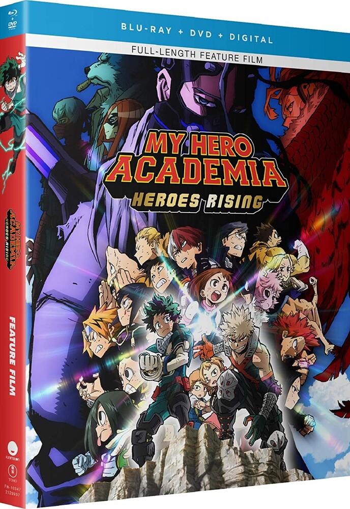 My Hero Academia: Heroes Rising - My Hero Academia: Heroes Rising (2pc) (W/Dvd)