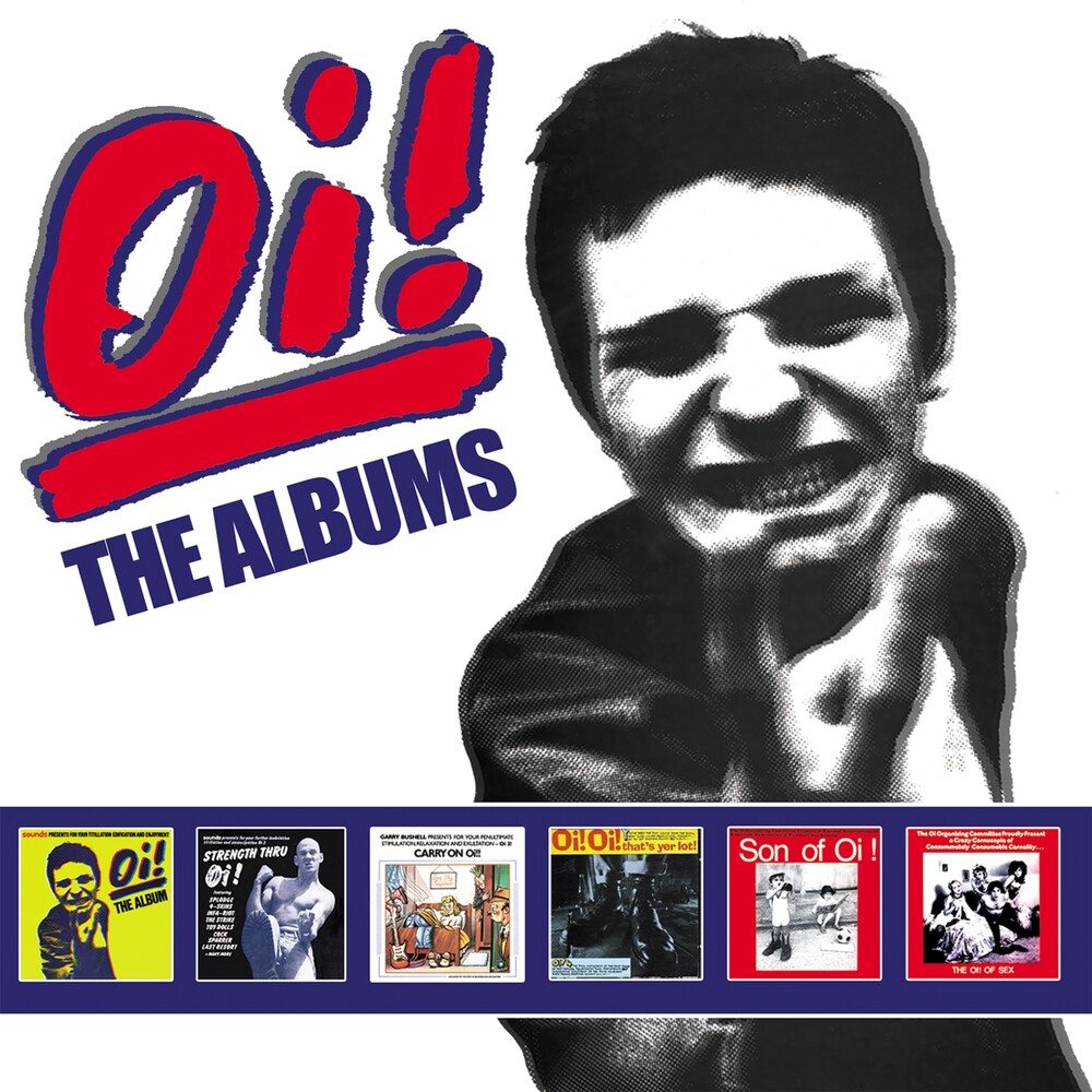 Oi! The Albums / Various - Oi! The Albums / Various (Box) (Uk)