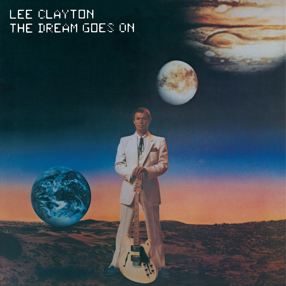 Lee Clayton - Dream Goes On (Hol)