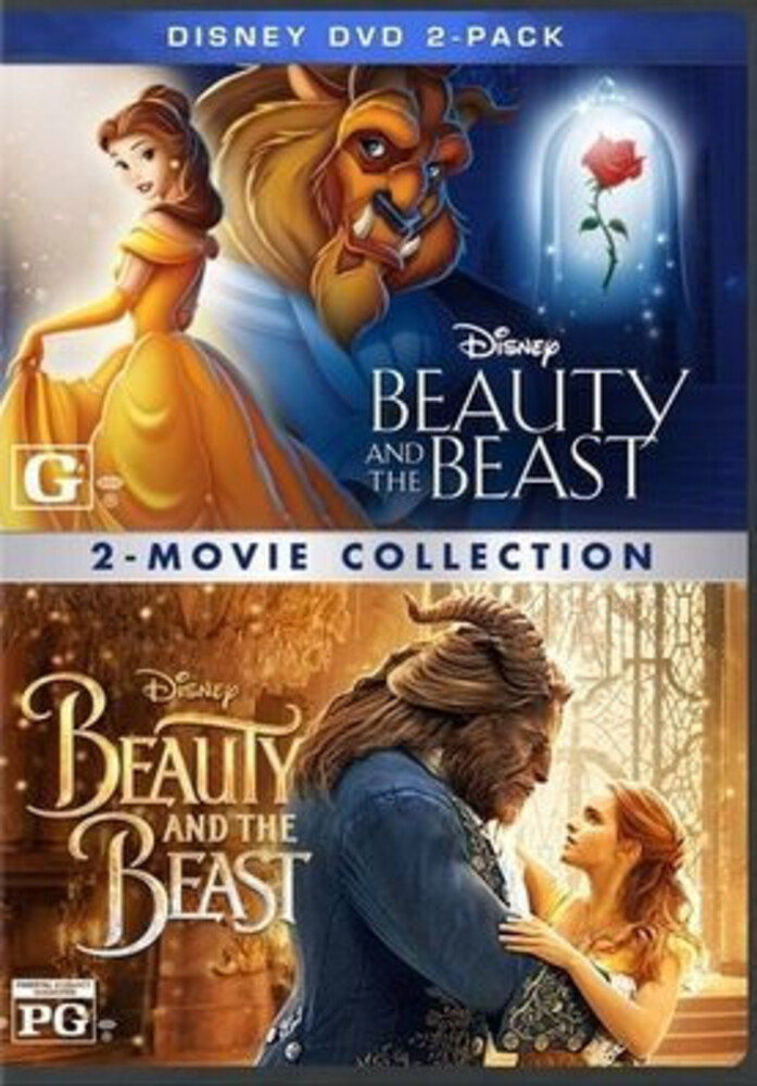 - Beauty & The Beast (Animated) & Beauty The Beast