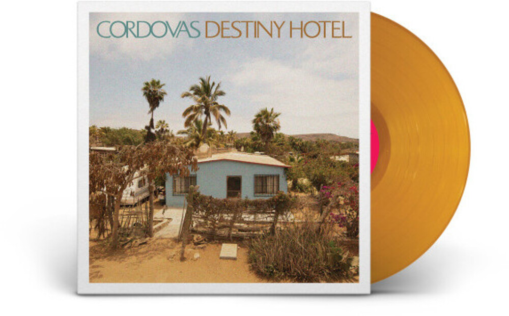 Cordovas - Destiny Hotel [Brown LP]