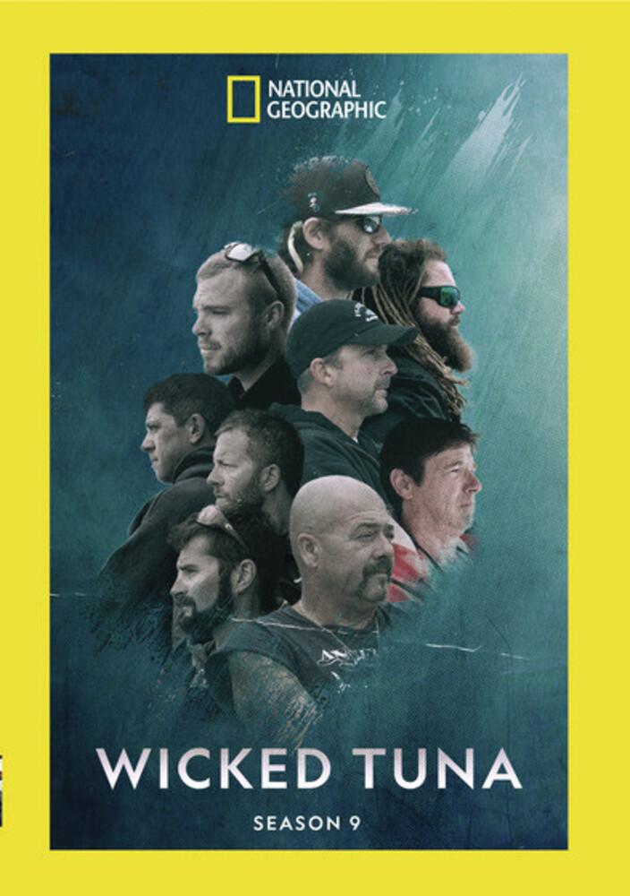 Wicked Tuna: Season 9 - Wicked Tuna: Season 9 (3pc) / (Mod 3pk Ac3 Dol Ws)