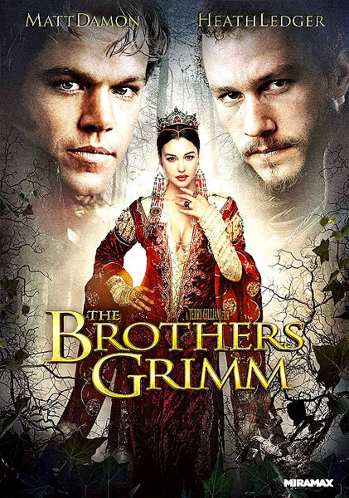 Brothers Grimm - Brothers Grimm / (Amar Sub Ws)