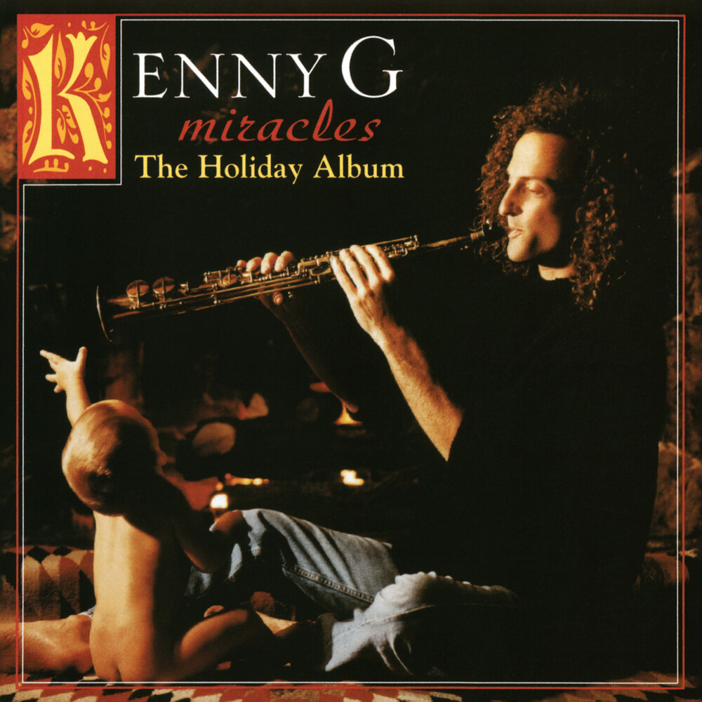 Kenny G - Miracles: The Holiday Album [LP]