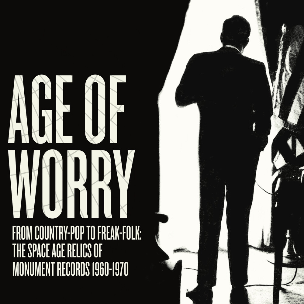Age Of Worry / Various - Age Of Worry / Various (Gate) (Ltd)