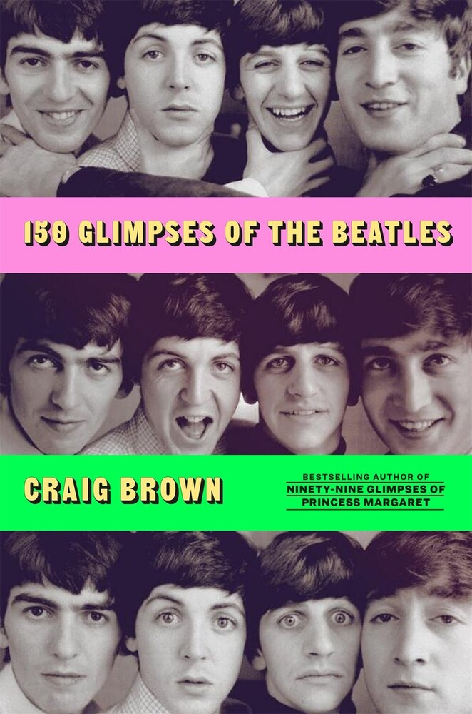 - 150 Glimpses Of The Beatles