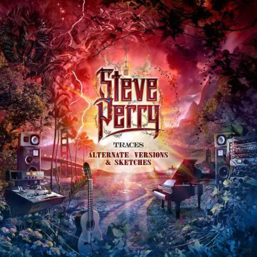 Steve Perry - Traces: Alternate Versions & Sketches [LP]